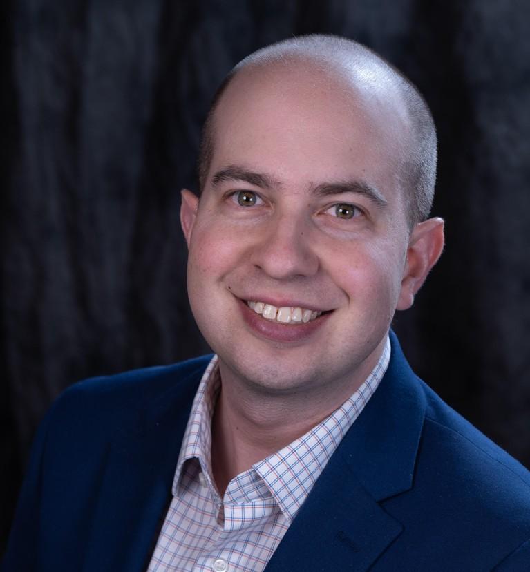 Jason Fine as VP of Strategic Partnerships at Meazure Learning Color Headshot